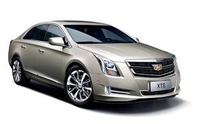 Картинка Cadillac, белый фон, кадиллак, Sedan, XTS