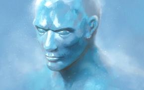 Картинка X-Men, Iceman, Bobby Drake, Человек-лёд