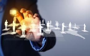 Картинка сеть, перспектива, бизнес, маркетинг