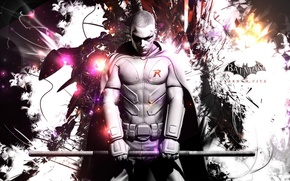 Картинка Batman, Arkham City, Robin