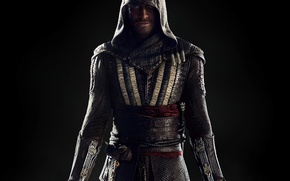 Обои Assassin's Creed, Фильм, Callum Lynch, Michael Fassbender, Майкл Фассбендер, Кредо Убийцы, Агилар де Нерха, Каллум ...