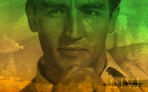 Картинка режиссёр, итальянский актёр, DIVI COLLECTION, Vittorio Gassman