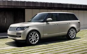 Картинка Машина, Desktop, Range Rover, Car, Автомобиль, Beautiful, Wallpapers, Красивая, Обоя, Automobile, Autobiography, Рэйнж Ровер, Автобиография