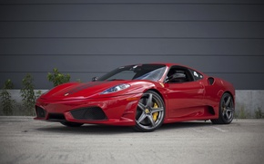 Картинка F430, Ferrari, Scuderia, ADV1, MV1