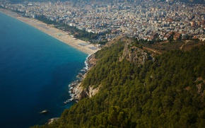 Картинка турция, средиземное море, алания