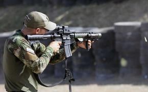 Картинка оружие, Colombian National Training Center, Fuerzas Comando