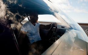 Картинка мужик, актер, Вин Дизель, Vin Diesel, Dominic Toretto, Форсаж 6, Furious 6