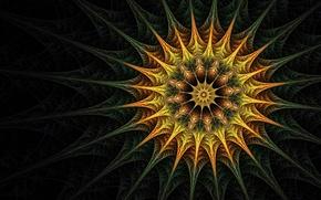 Картинка colors, pattern, fractal