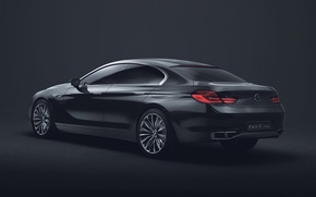 Обои Gran Coupe, BMW, Концепт