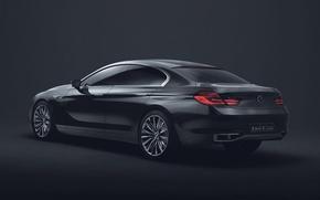 Обои BMW, Концепт, Gran Coupe