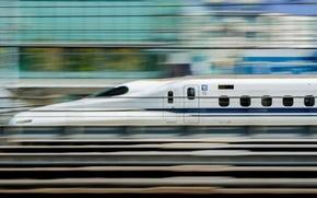 Картинка движение, поезд, скорость