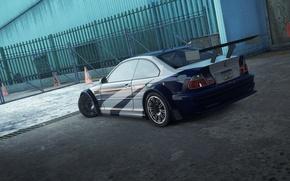 Картинка BMW, NFS, НФС, NFSPhotosets, MostWanted2012, NeedForSpeed