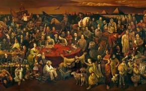 Картинка знаменитости, люди, пикник