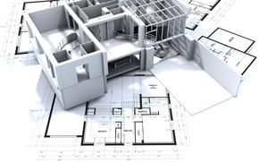 Картинка concept, design, model, home, architecture, engineering