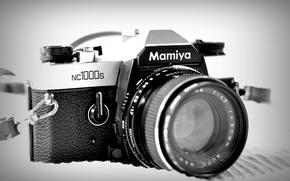Картинка макро, камера, mamiya