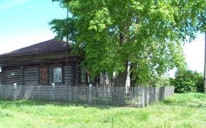 Картинка лето, детство, дом, Деревня, Гультяев, Павел., Мизоново, Матвей