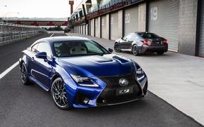 Картинка 2014, лексус, Lexus, RC F, AU-spec