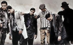 Обои христоф, христиан, пауль, оливер, тилль, группа, рихард, Rammstein