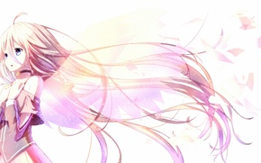 Картинка девушка, аниме, арт, vocaloid