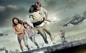 Картинка семья, боевик, owen wilson, террористы, No escape