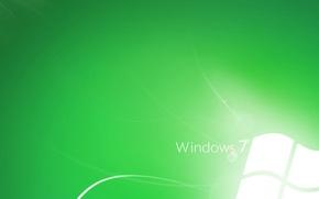 Картинка линии, стиль, зелёный, computers, green style