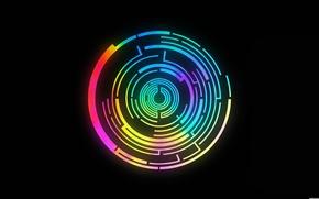 Обои Лабиринт, Маятник, Bass, Drum, Пендулум, музыка, Pendulum, Группа