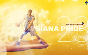 Картинка Спорт, Баскетбол, NBA, New Orleans, Нью Орлеан, Пеликанс, Anthony Davis, Энтони Дэвис, Pelicans