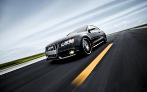 Обои авто, дорога, обои, Audi