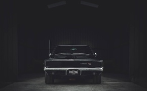 Картинка photography, 1968, Dodge Charger RT, Roscoe Rutter