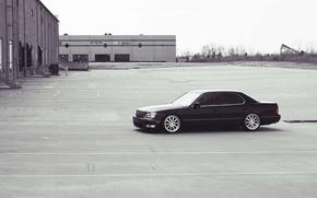 Картинка авто, тюнинг, lexus, лексус
