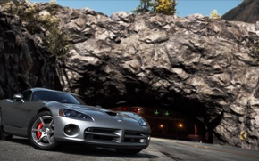 Картинка Cars, NFS Hot Pursuit 2010, Сидж, Dodge viper