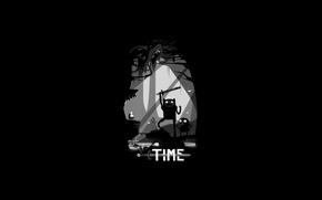 Картинка dark, Jake, Adventure Time, Finn
