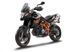 Картинка мотоцикл, KTM, 990, Supermoto