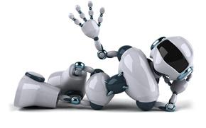 Обои радушный, aloha!, Robot, барева, робот, всем
