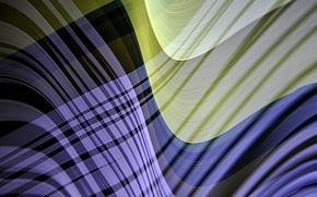 Картинка линии, узор, цвет, изгиб, трассы