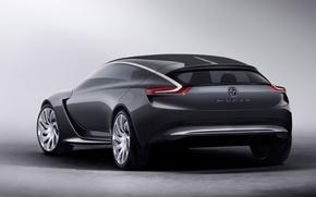 Картинка Concept, Opel, Rear, (2013), Monca