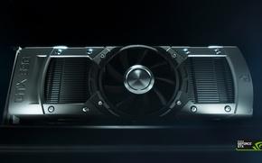 Картинка бренд, NVIDIA, нвидиа, GeForce GTX 690, производитель видеокарт