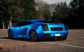 Обои авто, синий, цвет, Lamborghini, cars, auto, Supercars, wallpapers auto, Supercar, темно синий, LAMBORGHINI GALLARDO, GALLARDO