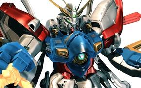 Картинка броня, меха, Gundam, мобильный воин гандам