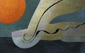 Картинка цвет, форма, фон, абстракция