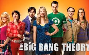 Картинка сериал, теория большого взрыва, актеры, The Big Bang Theory, ситком