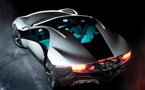 Картинка машина, Alfa Romeo, концепт-кар, альфа ромео, Pandion