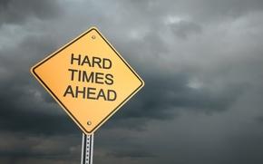 Картинка знак, депрессия, сложное время