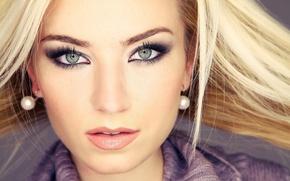 Картинка девушка, girls, wallpapers, women, blonde, blondes