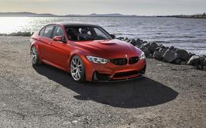 Картинка BMW, F80, VS52R 20 MORR Wheels