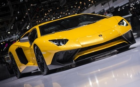 Картинка Lamborghini, Aventador, LP750-4