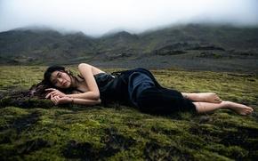 Картинка Gilles Bensimon, Vogue China, Ming Xi