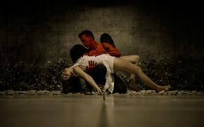 Картинка девушка, танец, парень, Hugo Miguel, Andreia Carvalhais, Devil Passion