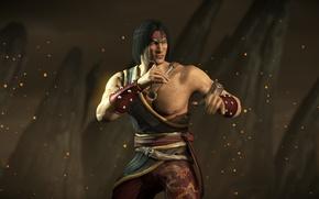 Картинка мортал комбат 10, Mortal Kombat x, лю кенг