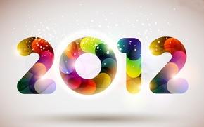 Обои праздник, новый год, декорации, 2012, happy new year, christmas decoration, новогодние обои, christmas color, holiday ...